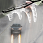 Today: Rain or freezing rain before 4pm, then patchy drizzle between 4pm and 5pm.  High near 40. East wind 7 to 9 mph.  Chance of precipitation is 80%. Little or no ice accumulation expected.